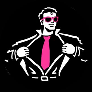 Roze Dassen